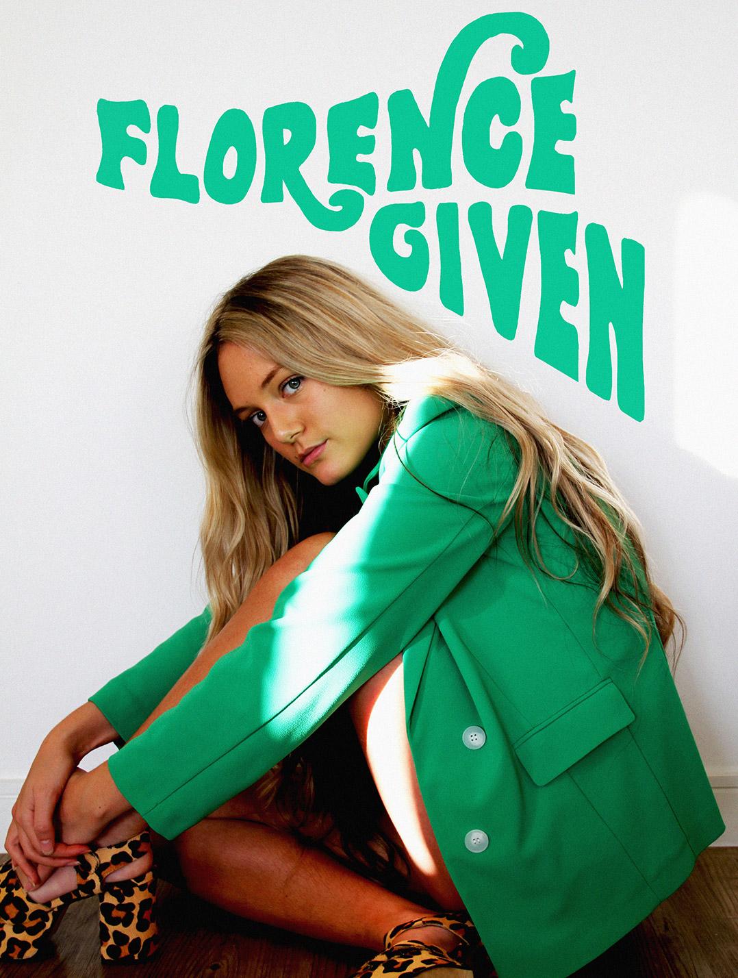 Florence Given Slide 1